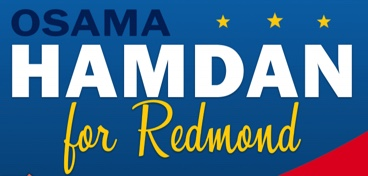 Osama  for Redmond